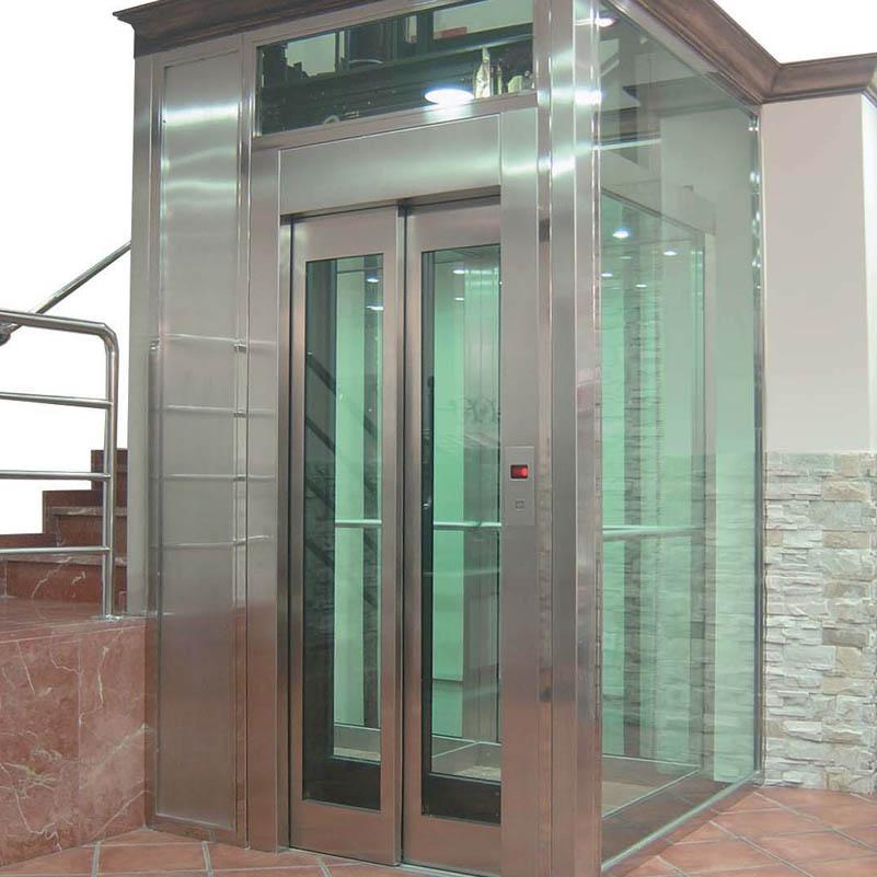 Instalación de Obra en ascensor de Ollue