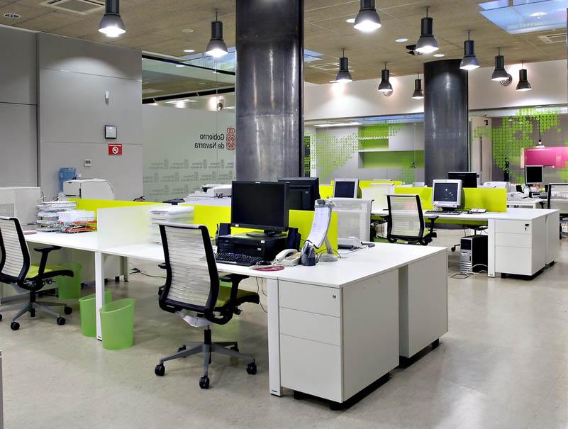 Oficina Moderna en Bakio