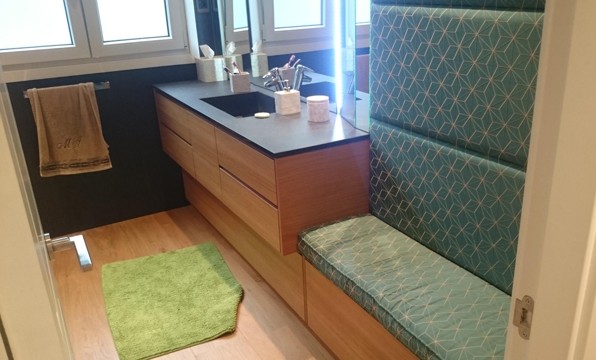 Baño: Instalación y Mobiliario
