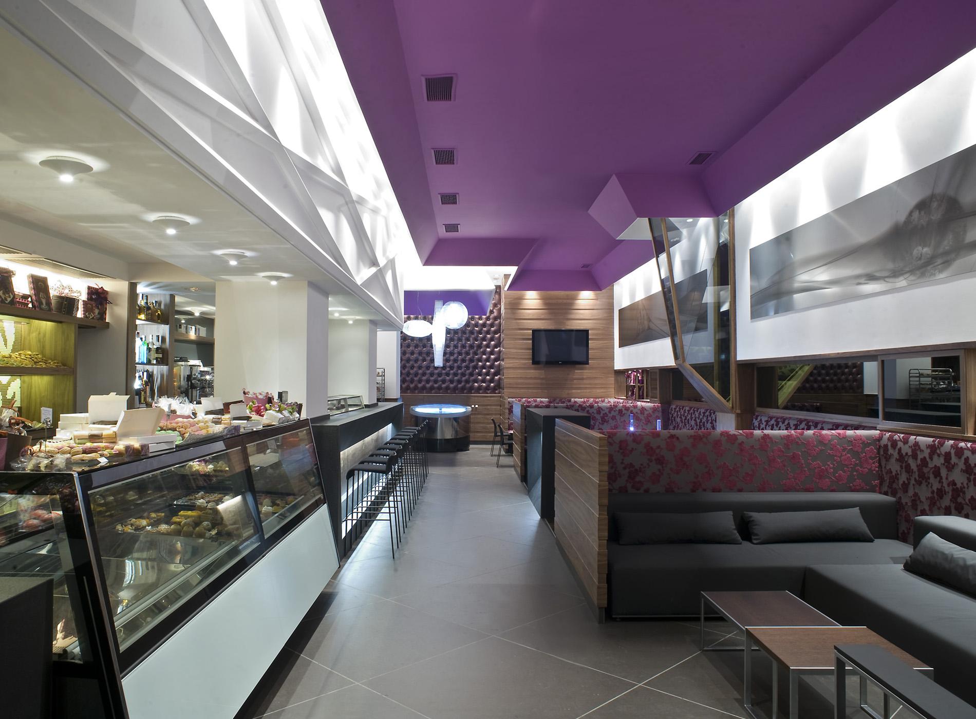 Reforma de Cafetería en Bilbao